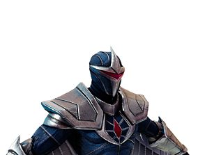 rigged Darkhawk 3d model