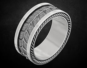 Dragon style ring 134 3D printable model jewelry