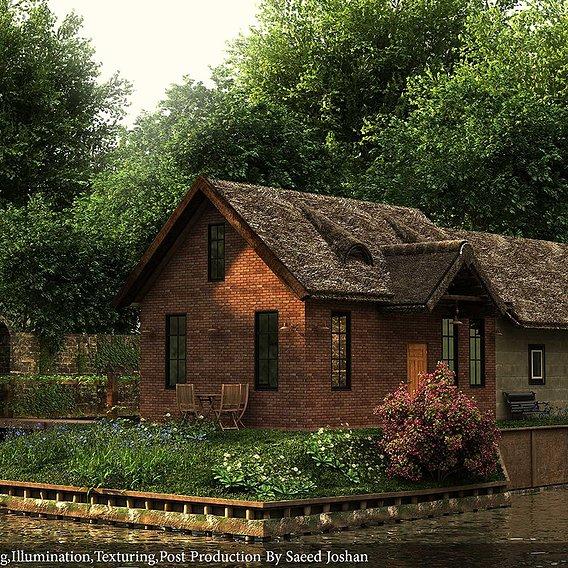 classic house design