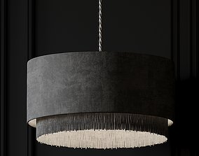 3D Clarendon Easy Fit Shade Pendant