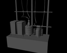 3D model Electric Greed Feeder