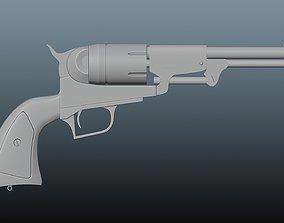 3D model Pistol 2