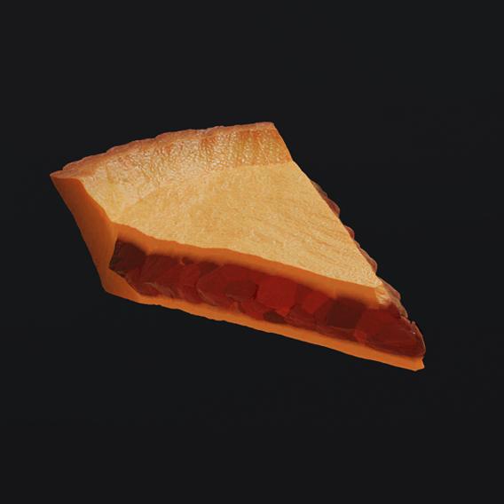 Pie is a lie