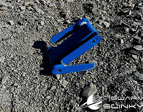 3D print model SlinkyBOT Lunar mini rover