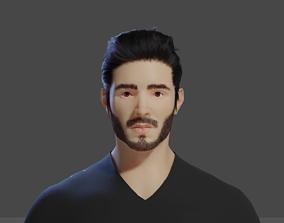 3D model Digital Human Male 004