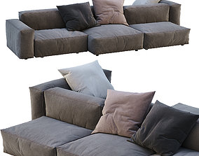 flexteam Sofa Reef 3D