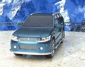 3D Car Suzuki