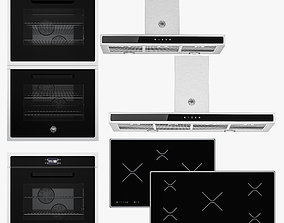 BERTAZZONI appliances 3D model