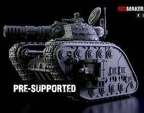 Legendary Battle Tank - Imperial Force 3D print model