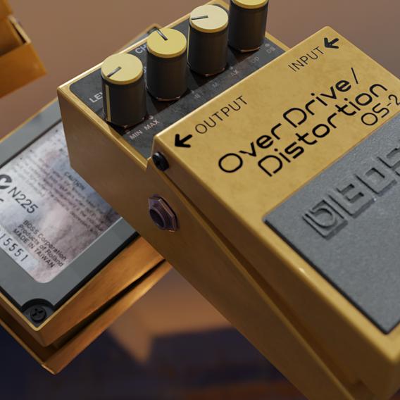 Guitar Processor
