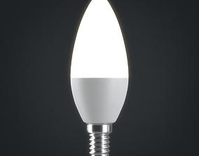 Light bulb 14 3D model