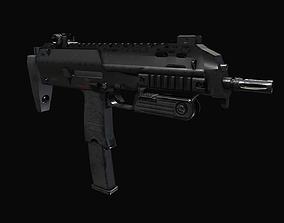 SMT MP7 3D asset