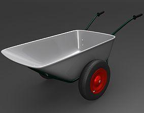 Wheelbarrow4 3D