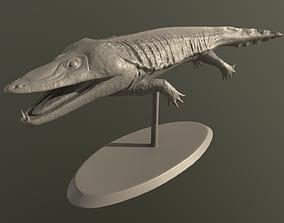 Mastodonsaurus 3D printable model