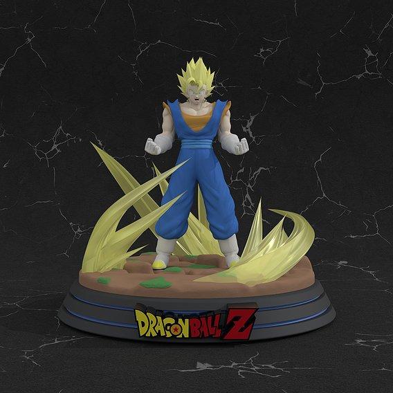 DBZ Super Vegito Statue