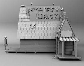 3D model CARTONIC HOUSE