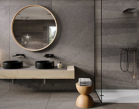 3D Bathroom RIVER from FLAVIKER CATALOG