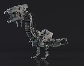 3D printable model Watcher Machine