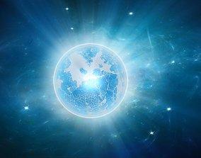 Blue Star 3D