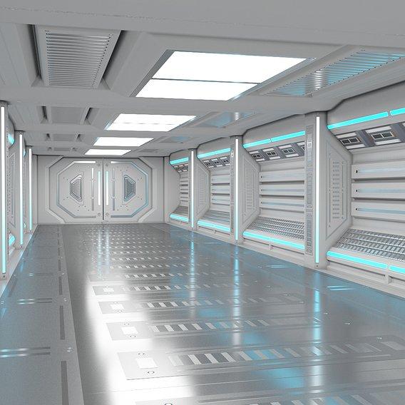 Science Fiction Interior