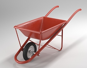 Stroller Dirty and Clean 3D model