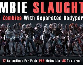 Zombie Slaughter 3D asset