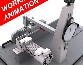 3D model Tribometer