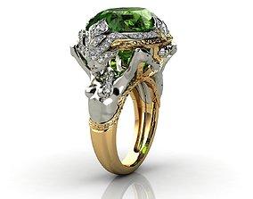 Ring Atlanta 3D print model