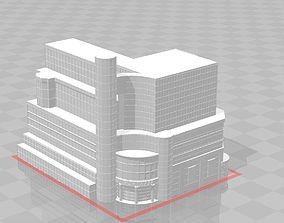 3D print model Hotel Plaza