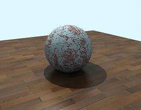 Point light sample scene 3D model