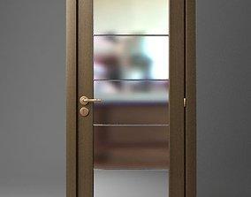 casing Wooden Door 3D