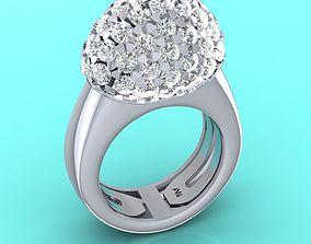Fashion berry jewelry printable engagement diamond ring