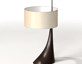 Ralph Pucci Herve Van der Straeten Lampe Elancee 3D model
