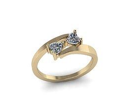 Jewelry Ring luxury 3D printable model