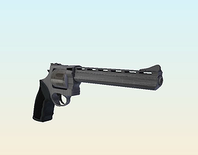 44 Magnum 3D model