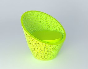 3D model GREEN CHAIR DURBAN houses the world
