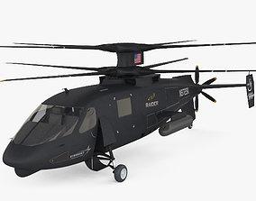 Sikorsky S-97 Raider 3D