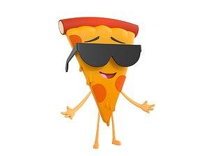 3D Pizza Steve