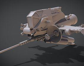 Requsistors Ship 3D printable model