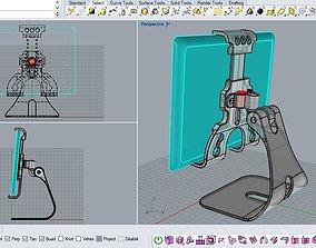 Ipad Stand 3D print model