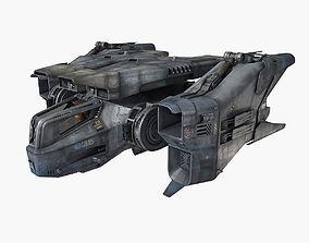 SF Fighter 3D model