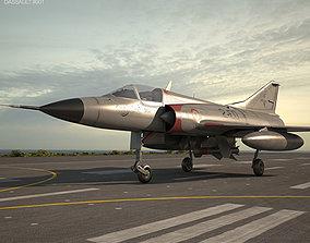 3D Dassault Mirage III
