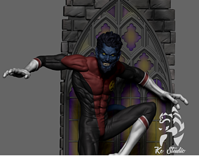 3D printable model The Night Crawler