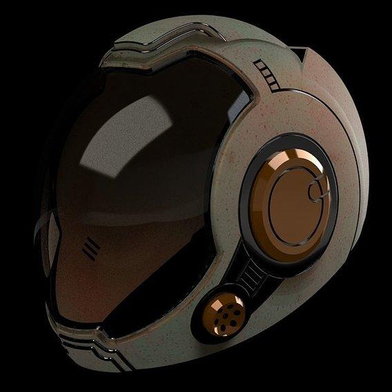 Gipsy Danger Pilot Helmet