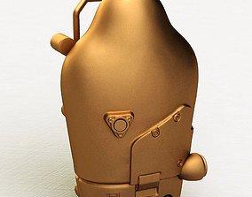3D printable model Flask from Deathstranding