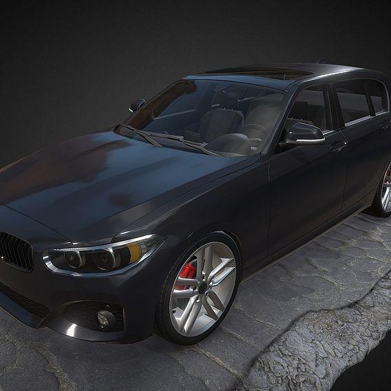 BMW 1 F21
