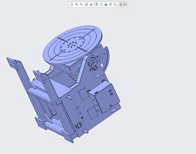 3D printable model Positioner