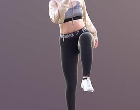 Sheona 10450 - Fitness Girl 3D asset
