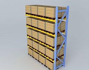 3D racking construction