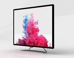 3D printable model TV LG